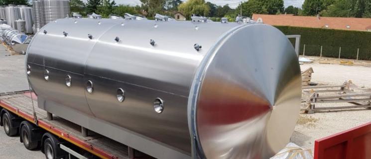 Cuve NEP 6 compartiments de 6000 litres