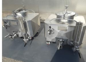 Custom made laboratory tank