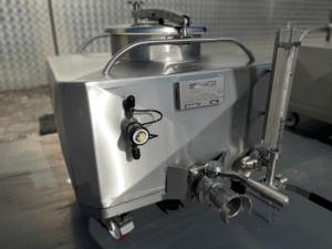 Wine industry tank
